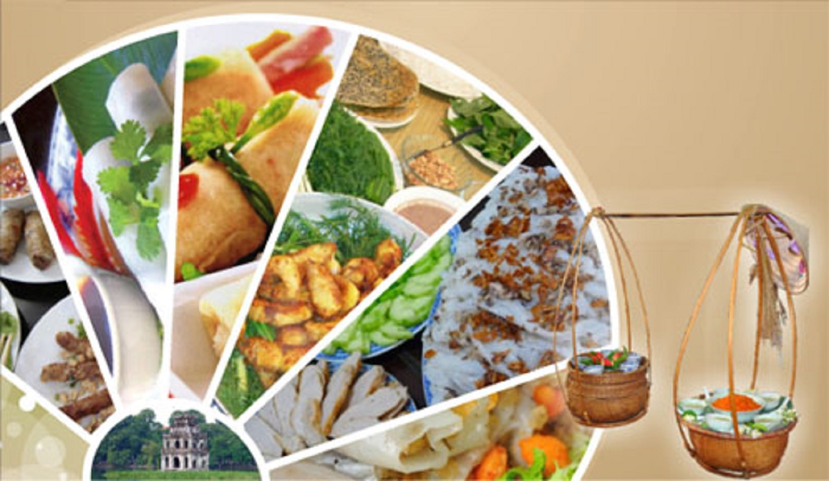 Bỏ túi 20 món ăn ngon Hà Nội nhất định phải thử